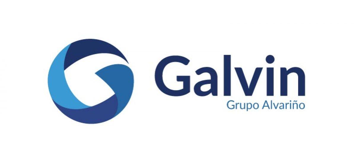 Nuevo logotipo de Grupo Alvariño