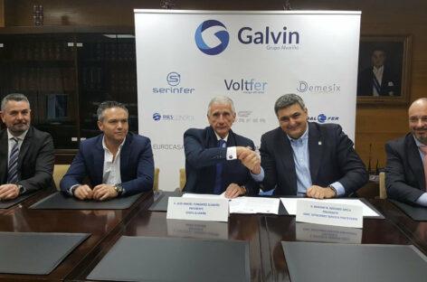 Grupo Alvariño ofrecerá productos y servicios exclusivos en seguros, nuevas tecnologías, energía y suministros a las estaciones de servicio de pontevedra