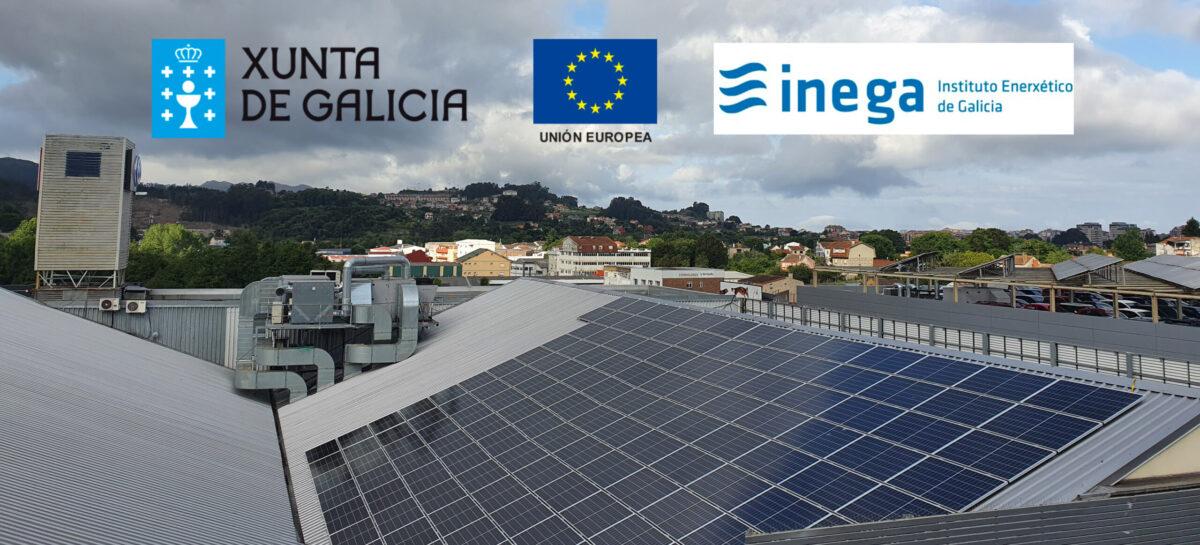 El Grupo Alvariño pone en marcha una nueva instalación fotovoltaica en su sede central de Vigo