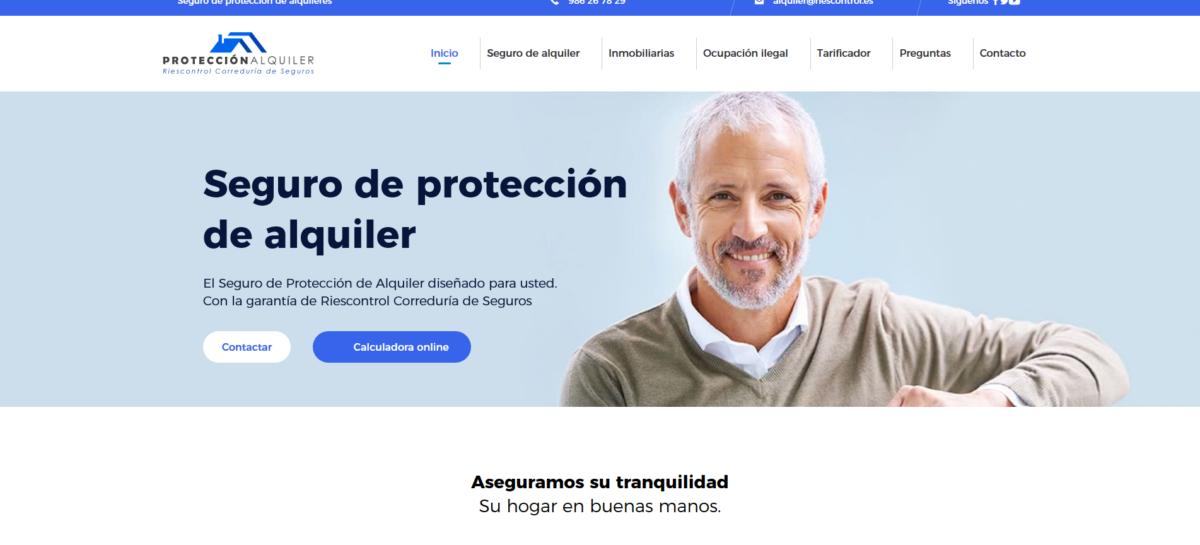 Riescontrol lanza la contratación online de su seguro de protección de alquileres y refuerza su ciberseguro para empresas