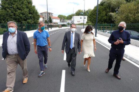 Grupo Alvariño y Concello de Vigo confinancian la conexión de Barxa de Covelo con la Travesía de Gandarón