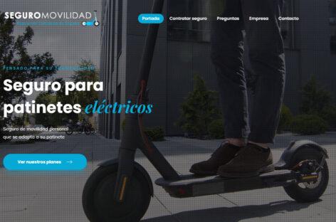 Riescontrol lanza la contratación online de sus seguros para patinetes eléctricos