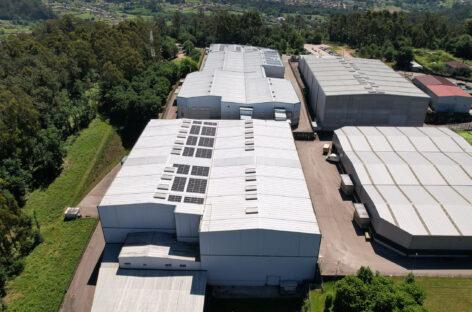 Voltfer pone en marcha una doble instalación fotovoltaica en el centro logístico de Bimba y Lola